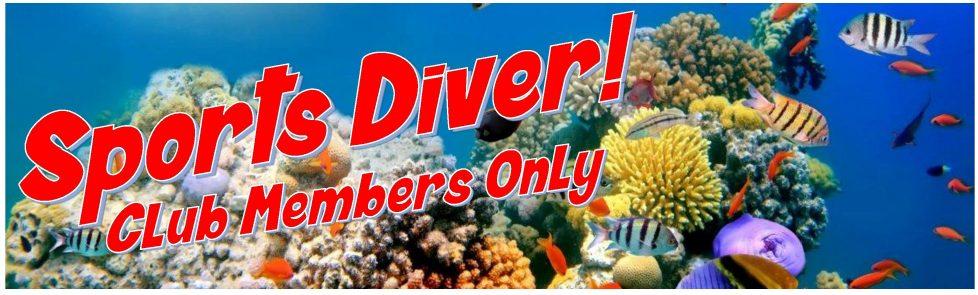 sports diver scuba school