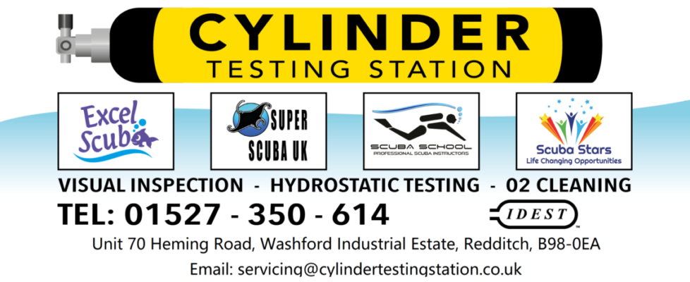 Cylinder Testing Station with Address